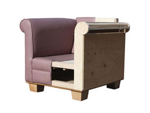 Bedroom Furniture; Armchair Construction Armchair Construction